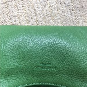 Kate Spade in the perfect shade of green.